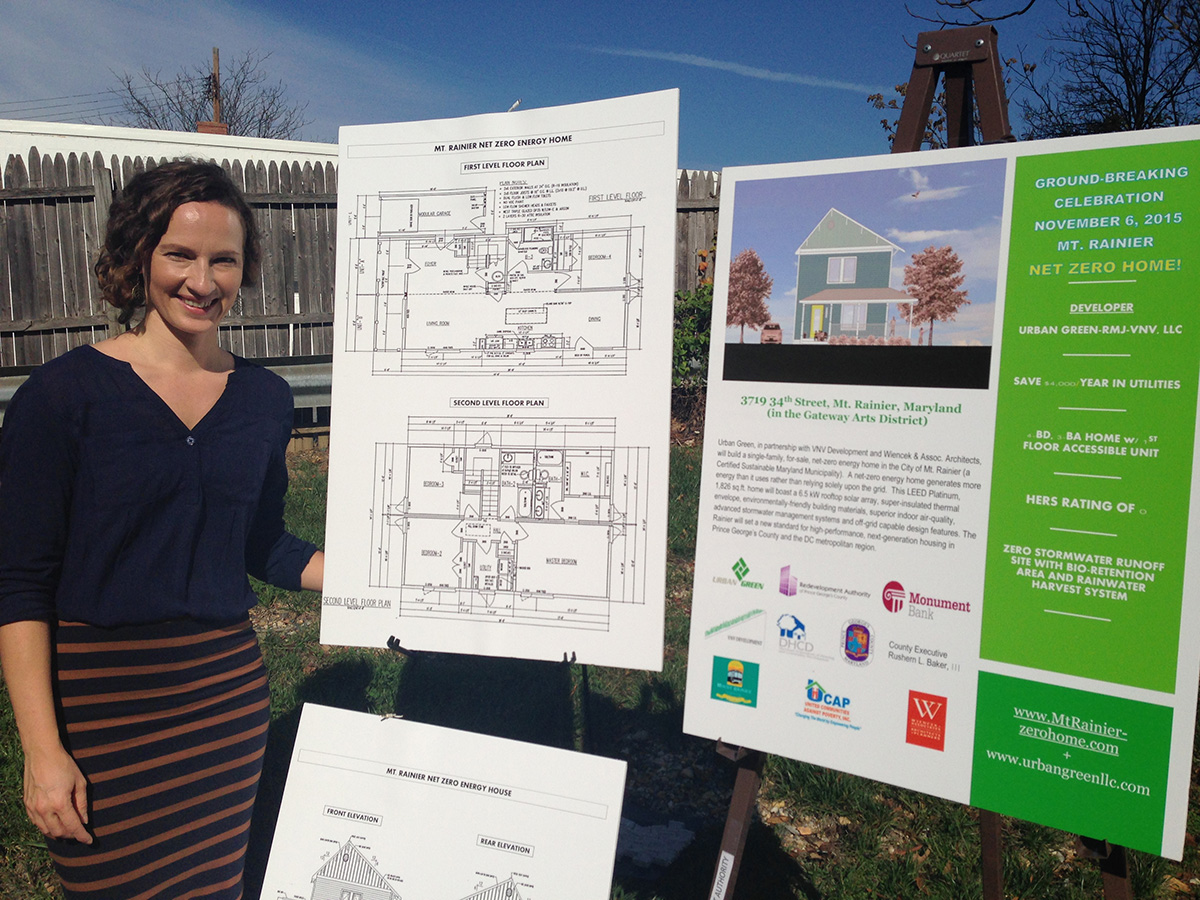 greeNEWit Net Zero Energy Home MD