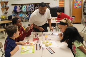 greeNEWit OUR Schools Program Partners with Hot Spots Extended Care and Education Foundation