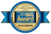 U.S. Chamber Blue Ribbon Small Business Award Winner
