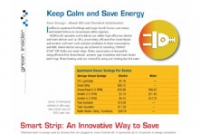 Units Magazine Keep Calm and Save energy